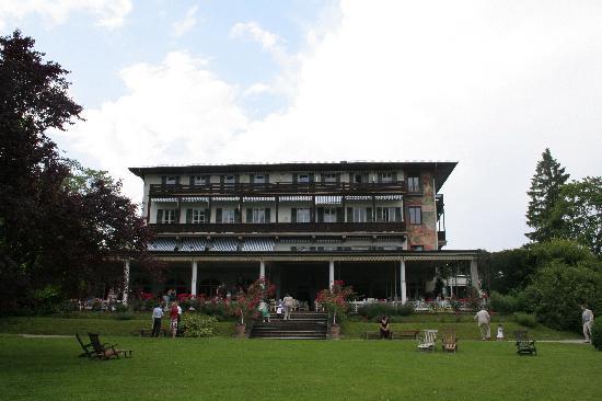 Starnberg, Deutschland: Hotel von außen