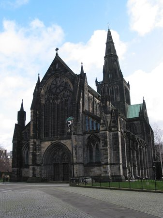 Глазго, UK: Glasgow - Glasgow Cathedral