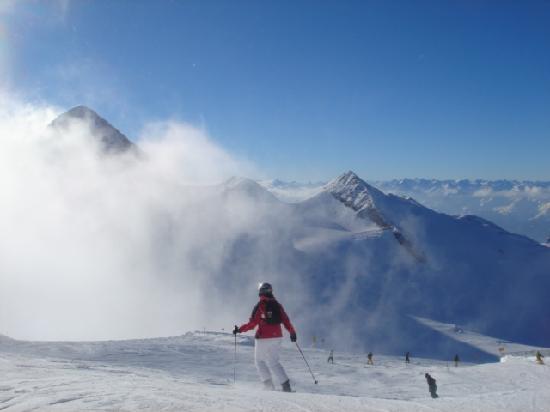 Kinder- & Gletscherhotel Hintertuxerhof: the pistes