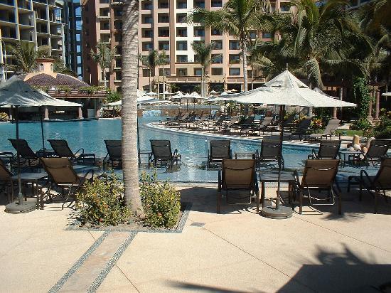 Villa La Estancia Beach Resort & Spa Riviera Nayarit: Poolside