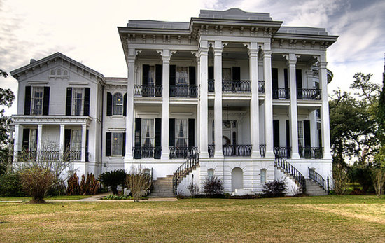 White Castle, LA: Nottoway Plantation