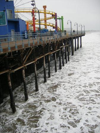Santa Mónica, CA: Santa Monica Surf
