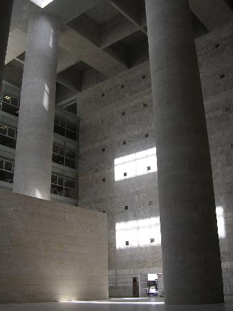 Edificio caja granada de alberto campo baeza picture of granada province of granada - Campo baeza caja granada ...