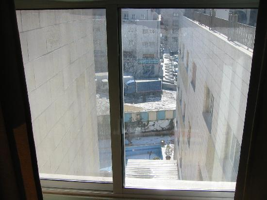 Rama Hotel: beautiful view eh?