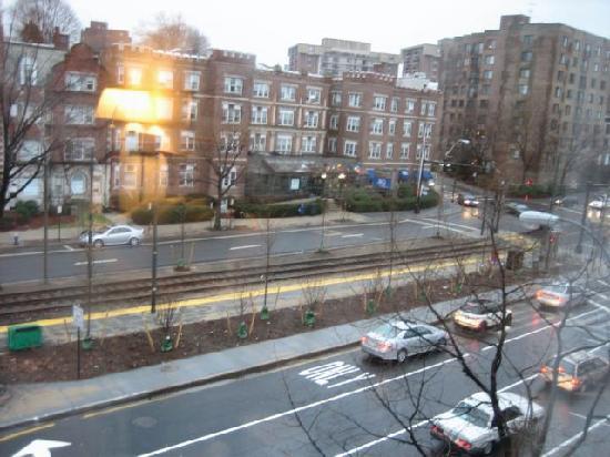 Holiday Inn Boston Brookline: View
