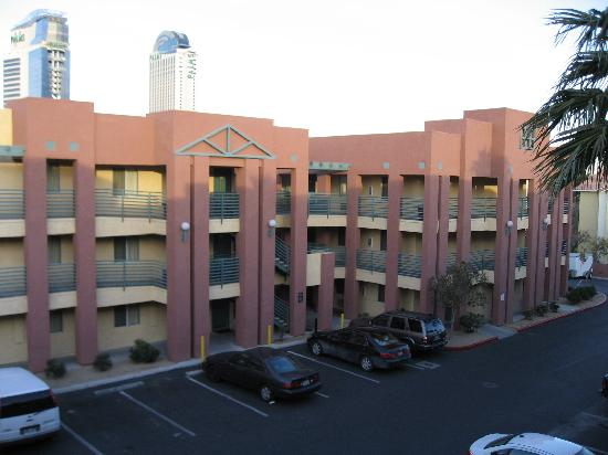 Extended Stay America - Las Vegas - Valley View: View