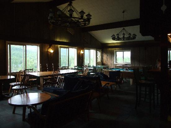 Ledge Rock at Whiteface: Great Room