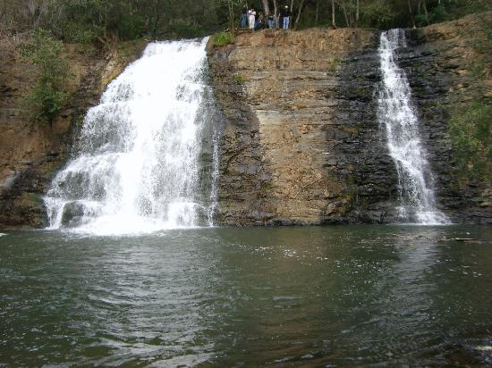 Tapalpa, Mexique : the baby waterfall
