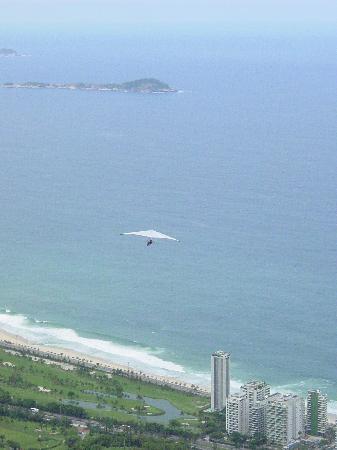 Belmond Copacabana Palace: Hang-gliding in Rio