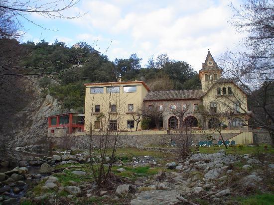 Maçanet de Cabrenys, España: vista exterior