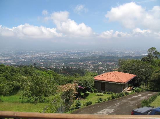 Casa El Dorado Boutique Hotel & Spa: The beautiful view