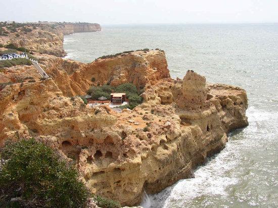 Carvoeiro, البرتغال: thats the fish restaurant that I recommend !! ;-)