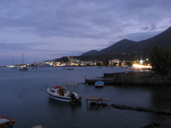 SENTIDO Elounda Blu: elounda by night