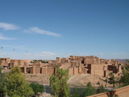Ibis Moussafir Ouarzazate: nearby Kashba