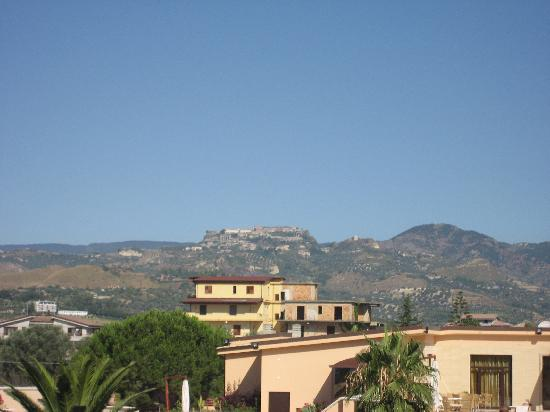 Siderno, Italien: View from our room