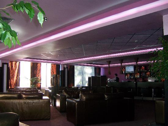 Hotel Belmont: lobby bar