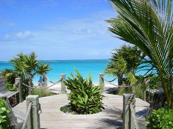 Villa Renaissance: Villa's Beach Access