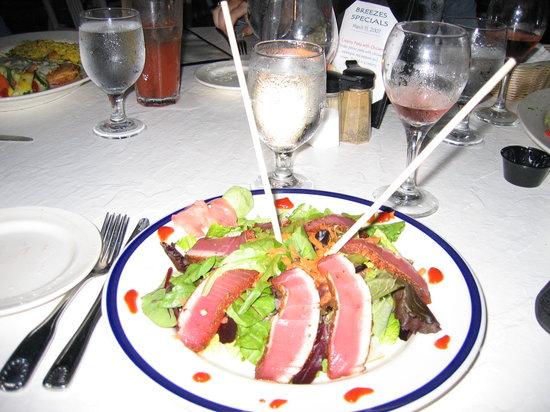 Cabana Breezes: tuna