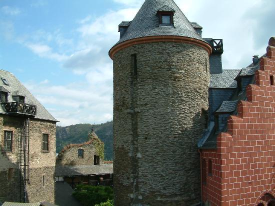 Burghotel Auf Schönburg: Tower we stayed in (top)
