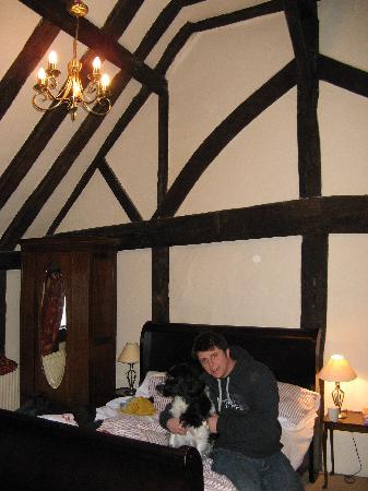 George Inn: Our lovely room