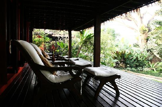 Baan Nam Ping Riverside Village: Leisure time