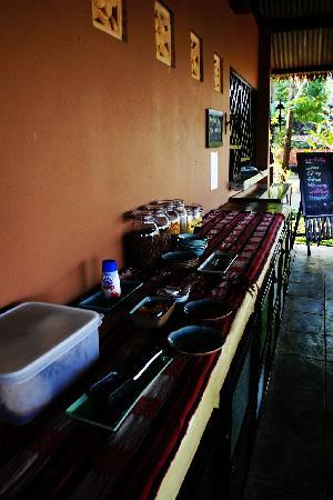 Baan Nam Ping Riverside Village: Coffee & Tea