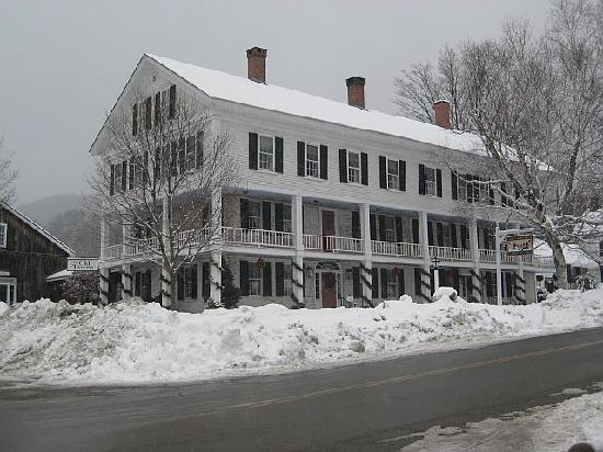 Grafton, VT: Inn