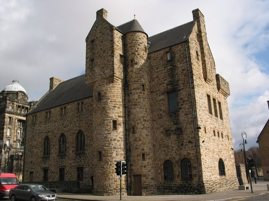 Γλασκόβη, UK: Glasgow - Saint Mungo's Museum