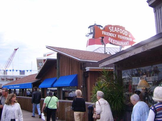 Friendly Fisherman Restaurant The