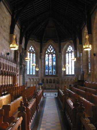 University of St Andrews: Saint Andrews - Saint Andrews University - Chapel