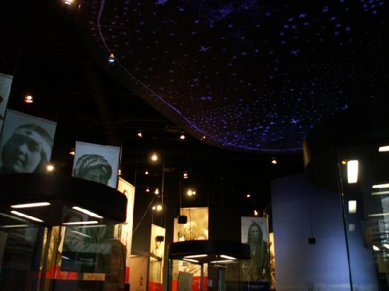 Oklahoma History Center: another room