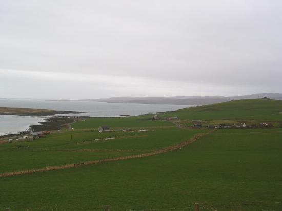 Kirkwall, UK: Scapa Flow