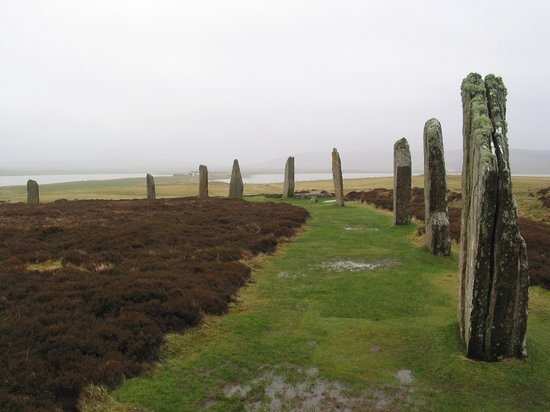 ‪Ring of Brodgar‬