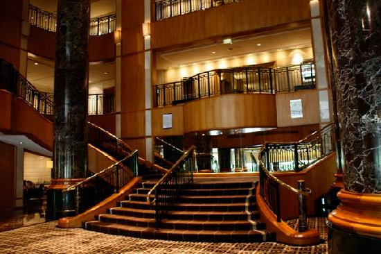 lobby picture of sheraton on the park sydney sydney. Black Bedroom Furniture Sets. Home Design Ideas