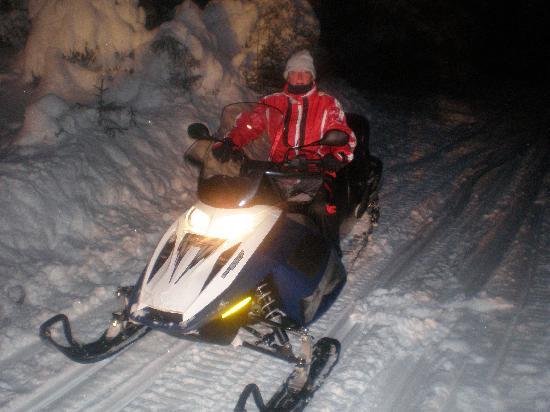Rhodopi Home Hotel: Ski Doo