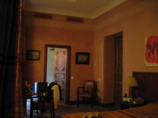 Riyad Al Moussika: Our relaxing room