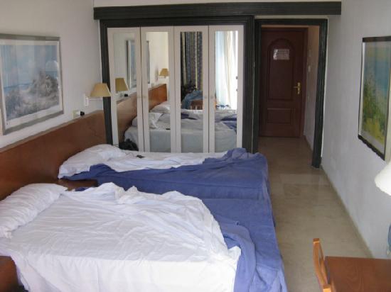 Puesta Del Sol Picture Of Hotel Concorde Las Palmas De Gran