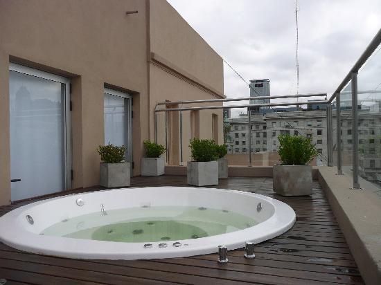 Moreno Hotel Buenos Aires: rooftop