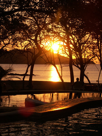 Giardini di Papagayo Hotel: Beautiful Sunsets Every Night