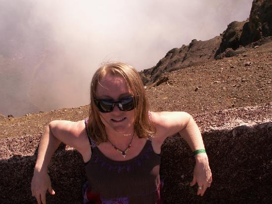 Giardini di Papagayo Hotel: Masaya Volcano in Nicaragua