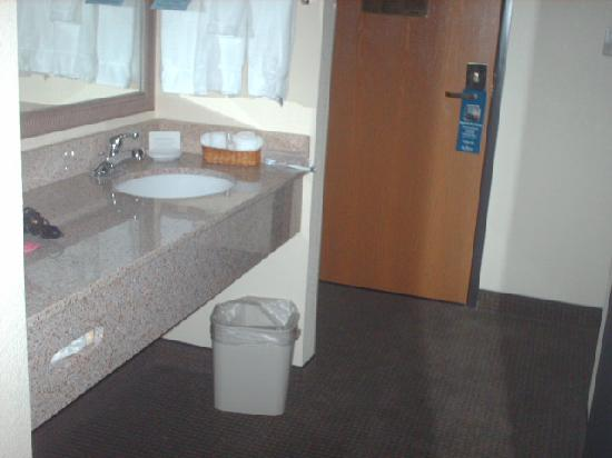 Baymont Inn & Suites Indianapolis: The room