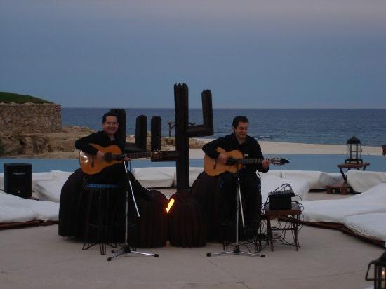 Las Ventanas al Paraiso, A Rosewood Resort: Most beautiful music I've ever heard