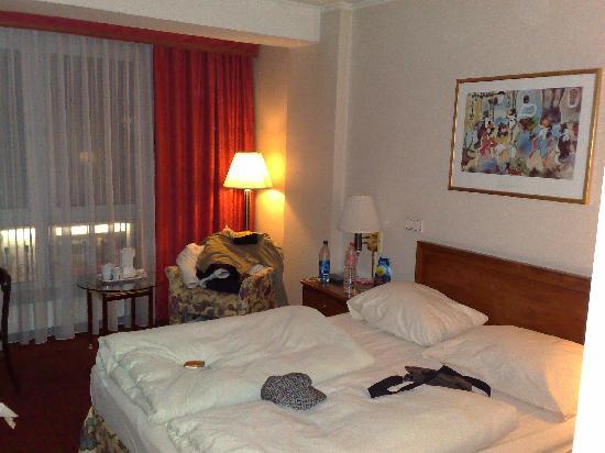 Georghof Hotel Berlin: Main room 1