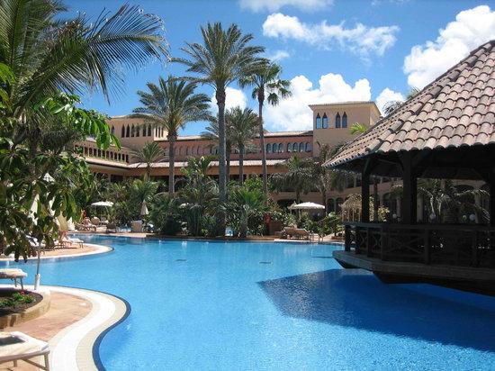 Gran Hotel Atlantis Bahia Real: Piscina 2