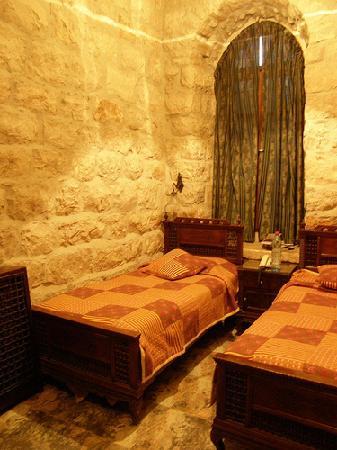 Jerusalem Hotel: room