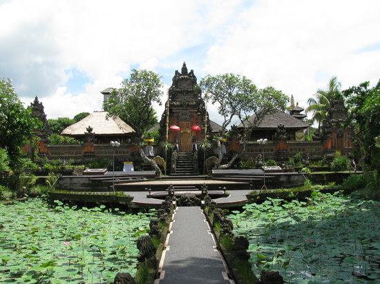 Ubud, Indonesia: Pura Saraswati