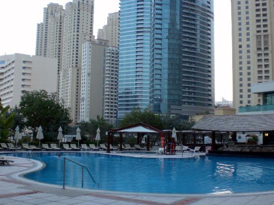 Hilton Dubai Jumeirah Hilton Jumeriah Beach Swimming Pool