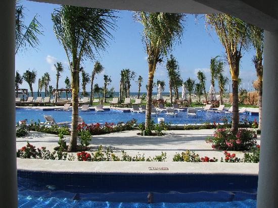 El Dorado Maroma, a Beachfront Resort, by Karisma : view from the room