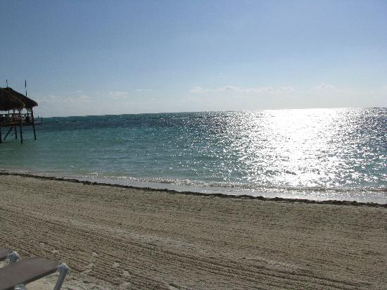 El Dorado Maroma, a Beachfront Resort, by Karisma : beach
