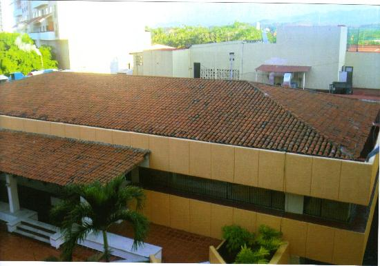Hotel Fontan Ixtapa: Our view from our room